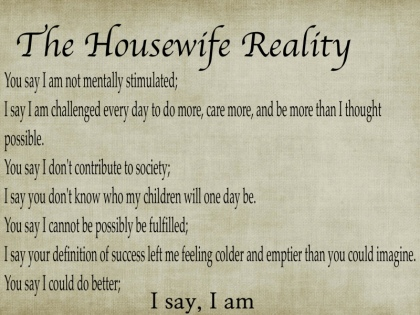 Housewife Reality